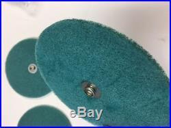 Floor Scrub Scrubbing & Buffing Pads Kit Electrolux B8 B9 Tristar 3 of ea