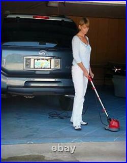 Floor Scrubber Buffer Polisher Machine Tile Hardwood Cement Flooring Cleaner Pad