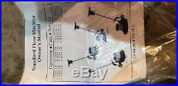 HAWK FLOOR SCRUBBER-BUFFER WITH PAD Model # HP 1315-HD