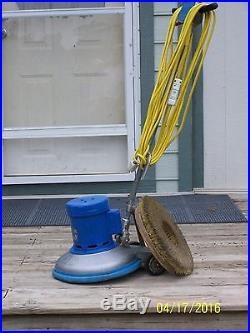 Hild Low Speed Scrubber Sander Polisher Floor Buffer With