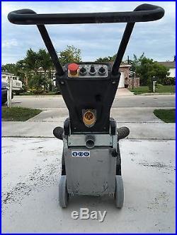 Htc 420 Vs Concrete Grinder Polisher Floor Sander