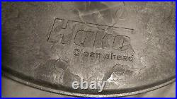 Hako Clean Ahead Minuteman Powerboss Floor Buffer Scrub Pad 20 Across
