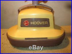 Hoover Floor Polisher Buffer Scrubber Cleaner Shampooer