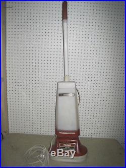 Hoover Floor Polisher Buffer Scrubber Cleaner Shampooer Waxer Deluxe Brush Pad