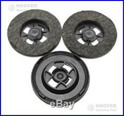 Hoover Floor Polishing Pad Type Z16 Pack Of 3 Polisher Pads 35600706 Genuine