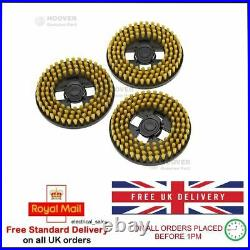 Hoover Floor Polishing Pad Type Z18 Pack Of 3 Polisher Pads 35600708 Genuine