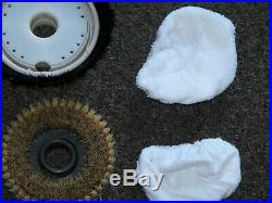 Hoover Model F4255 Floor Shampoo Polisher Replacement Manual Brushes Pads Lot