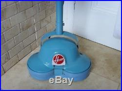 Iconic Hoover Floor Polisher Full Working Order Complete With Brushes, Pads Etc