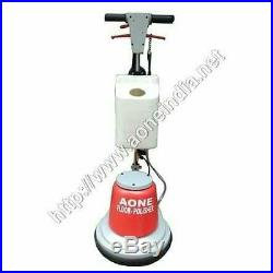Industrial Floor Machine Polisher  (1 Tank + 2 Brushes + 1 Pad Holder) 007