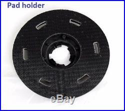 Industrial Floor Machine Polisher (1 Tank + 2 Brushes + 1 Pad Holder) HT154