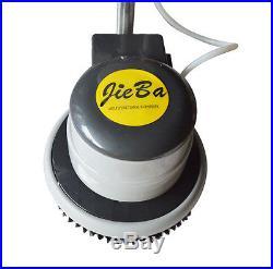 Industrial Floor Polisher Machine (1 Tank + 2 Brushes + 1 Pad Holder), New, Best