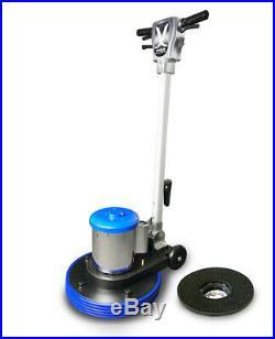 JL Industrial Floor Buffer 17 with (Tank + Brushes +Pad Holder)//30147ML BAI-PH