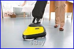 Karcher Floor Polisher Scrubber Brush Pad Holder Hard Floor Cleaner Home NEW