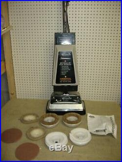 Kenmore Floor Carpet Tile Shampooer Wax Polisher Scrubber Buffer Pads Brushes $$