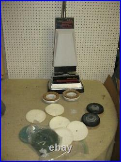 Kenmore Professional Carpet Floor Shampooer Buffer Waxer Polisher Scrubber Pads