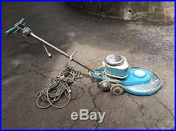 Kent KF-1000E 20 High Speed Floor Buffer Scrubber Polisher with pad driver