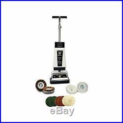 Koblenz Carpet Shampooer and Floor Polisher with Pads White/Black