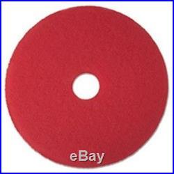 MCO08392 17 Red Buffer Floor Pad