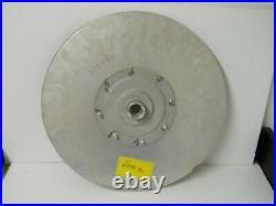Metal & Black Lok Locking Floor Scrubber Buffer Pad Driver 20 with 1 Hole 389440