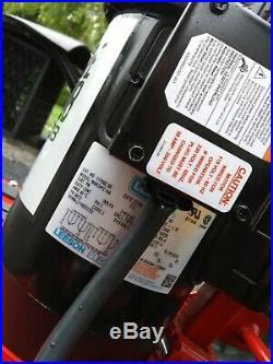 (NOS) Square Scrub EBG-28 Floor Polisher Preparation Machine w14x28 Screens/Pads