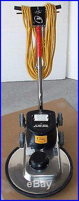 Nss Charger 20 High Speed Floor Buffer Polisher With Pad