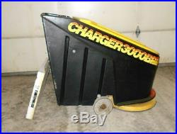 NSS Charger 3000BP Floor Buffer Burnisher With Charger & 4 New Pads