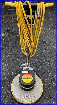 Nss Thoroughbred 20 Floor Machine Buffer With New Pads