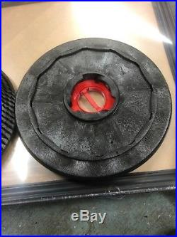 Numatic NRR HFM TT TTB Floor Polisher 400mm Drive Board Plate