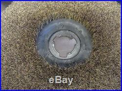 O55 Floor Buffer Brush Pad 18diam. Apa#56506007 New