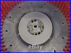 O56 Floor Buffer Brush Pad 18diam. Apa#56506001//56505 455 New