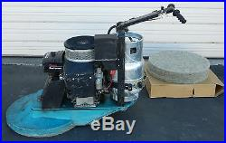 ONAN 24 PERFORMER Floor Buffer/Polisher 2 Cylinder 20hp LP Gas