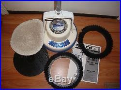 ORECK XL ORBITER Floor Scrubber Polisher Buffer Sanding Carpet Cleaner Pad