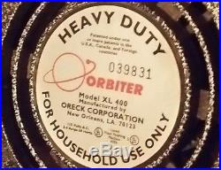 Oreck Xl Orbiter Heavy Duty Floor Finishing Machine