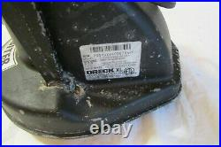 Oreck Orbiter Ultra 1/2hp Multi-purpose Floor Buffer/polisher/scrubber Orb700mb