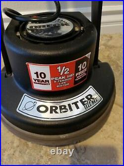 Oreck Orbiter Ultra Multi Floor Grout Polisher Buffer Scrubber ORB700MB NO PADS