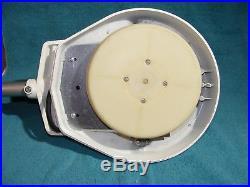 Oreck XL Orbiter Floor Scrubber / Buffer ORB600MW Lite Used / no pads Free Ship