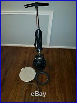 Oreck XL Orbiter Floor Scrubber Polisher Buffer Cleaner + Pad