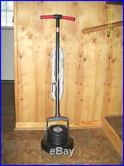 Oreck Xl Orbiter Heavy Duty Floor Machine Scrubber