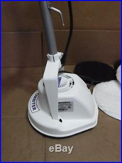Oreck XL Orbiter Orb600mw Floor Polisher Buffer Cleaner Machine With Extras Pads