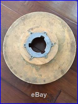 Pad Driver for floor buffer, sander, rotary 14