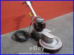 Pioneer LXE20 Laser X 20 Pad Walk Behind High Speed Floor Buffer Polisher
