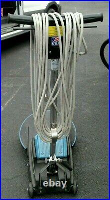 Powr-Flite M2000-3 Floor Burnisher 1.5 Hp 20 Pad 2000 Rpm Pad Speed