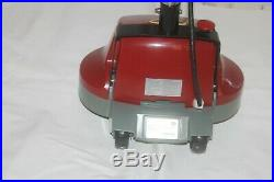 Pullman-Holt Gloss Boss Mini Floor Scrubber & Buffer Brushes & Pads MINT CONDTN