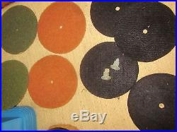 Regina Floor Polisher Buffer Scrubber Cleaner Shampooer Waxer Brushes Pads 5in1