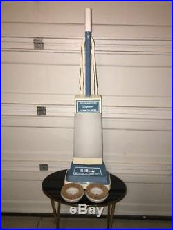 Regina Floor Polisher Buffer Scrubber Cleaner Shampooer Waxer Twin Brush Pads $$