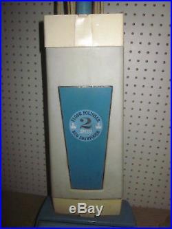 Regina Floor Polisher Buffer Scrubber Cleaner Shampooer Waxer Twin Brush Pads ++