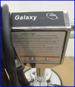 Remanufactured NSS Galaxy Floor Buffer with Pad Driver and Warranty
