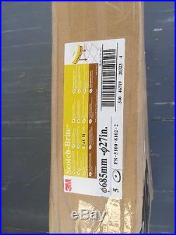 Scotch-Brite Sienna Diamond Floor Pad Plus, 27 in, 5/case buffer burnisher pad