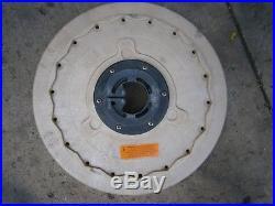 TRU-FIT Grit Brush 18 Floor Scrubber Buffer NP-9200 PAD HOLDER FLOOR POLISHER