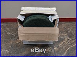 Tennant Bluestar 17 Low Speed Floor Buffer 1.5 HP With 10 Pads